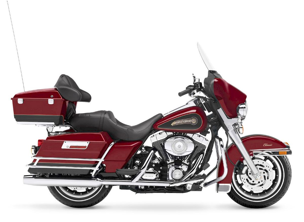 Image of HARLEY DAVIDSON FLHTC ELECTRA GLIDE CLASSIC
