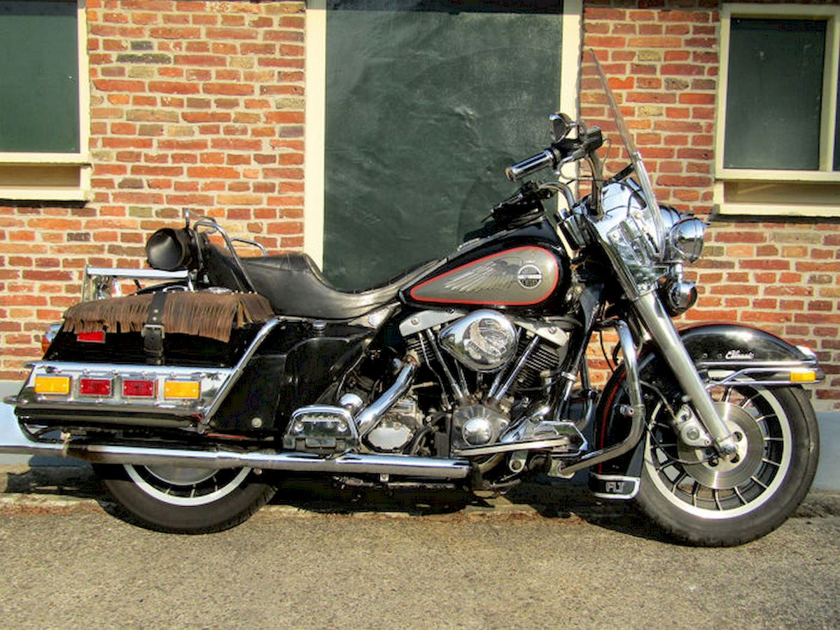 Image of HARLEY DAVIDSON FLTC 1340 TOUR GLIDE CLASSIC