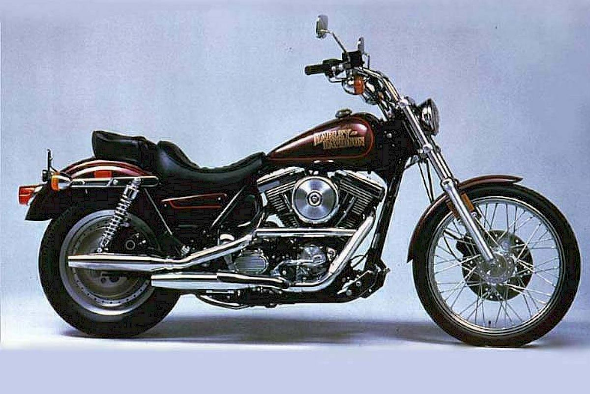 Image of HARLEY DAVIDSON FXRS 1340 LOW RIDER