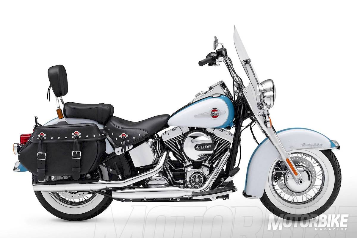 Image of HARLEY DAVIDSON HERITAGE SOFTAIL SPECIAL