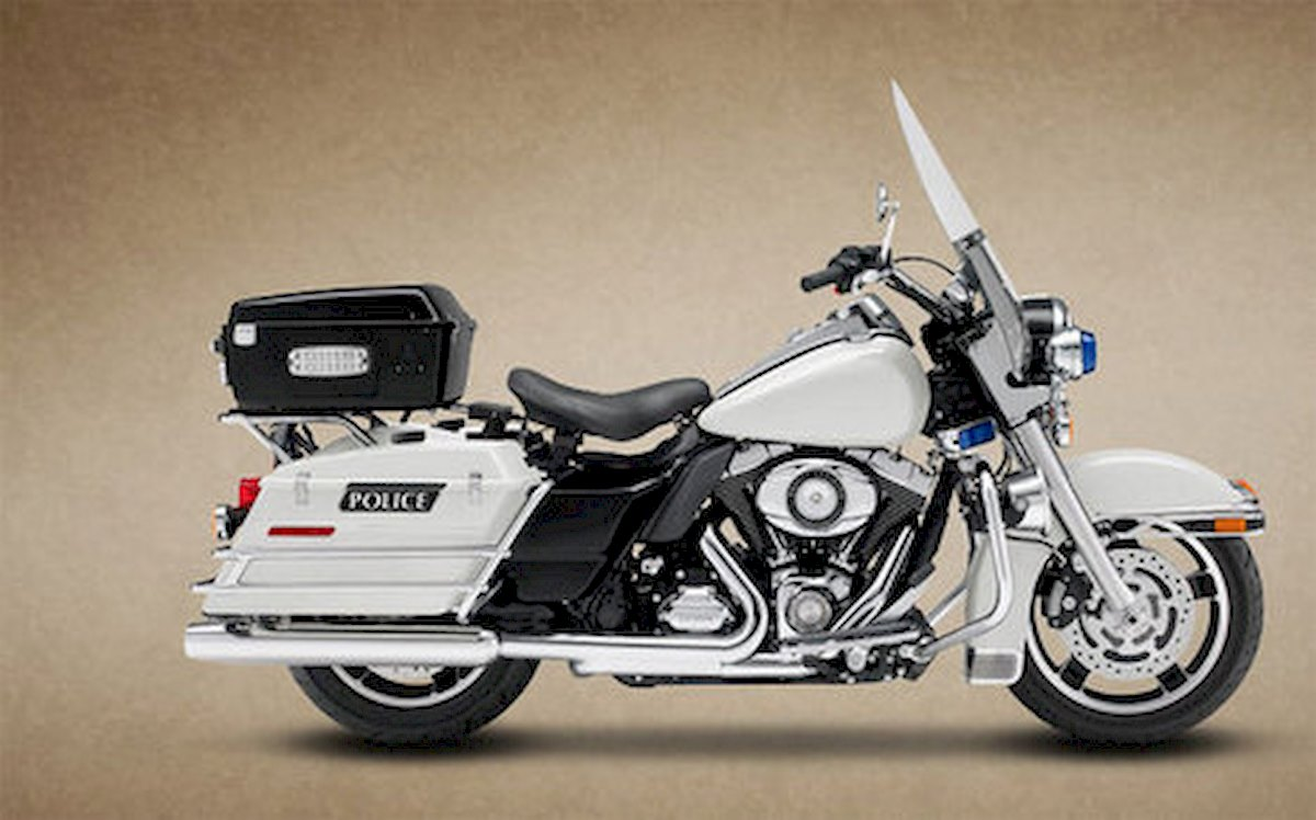 Image of HARLEY DAVIDSON ROAD KING FIRE - RESCUE