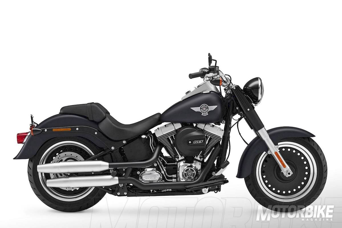 Image of HARLEY DAVIDSON SOFTAIL FAT BOY SPECIAL