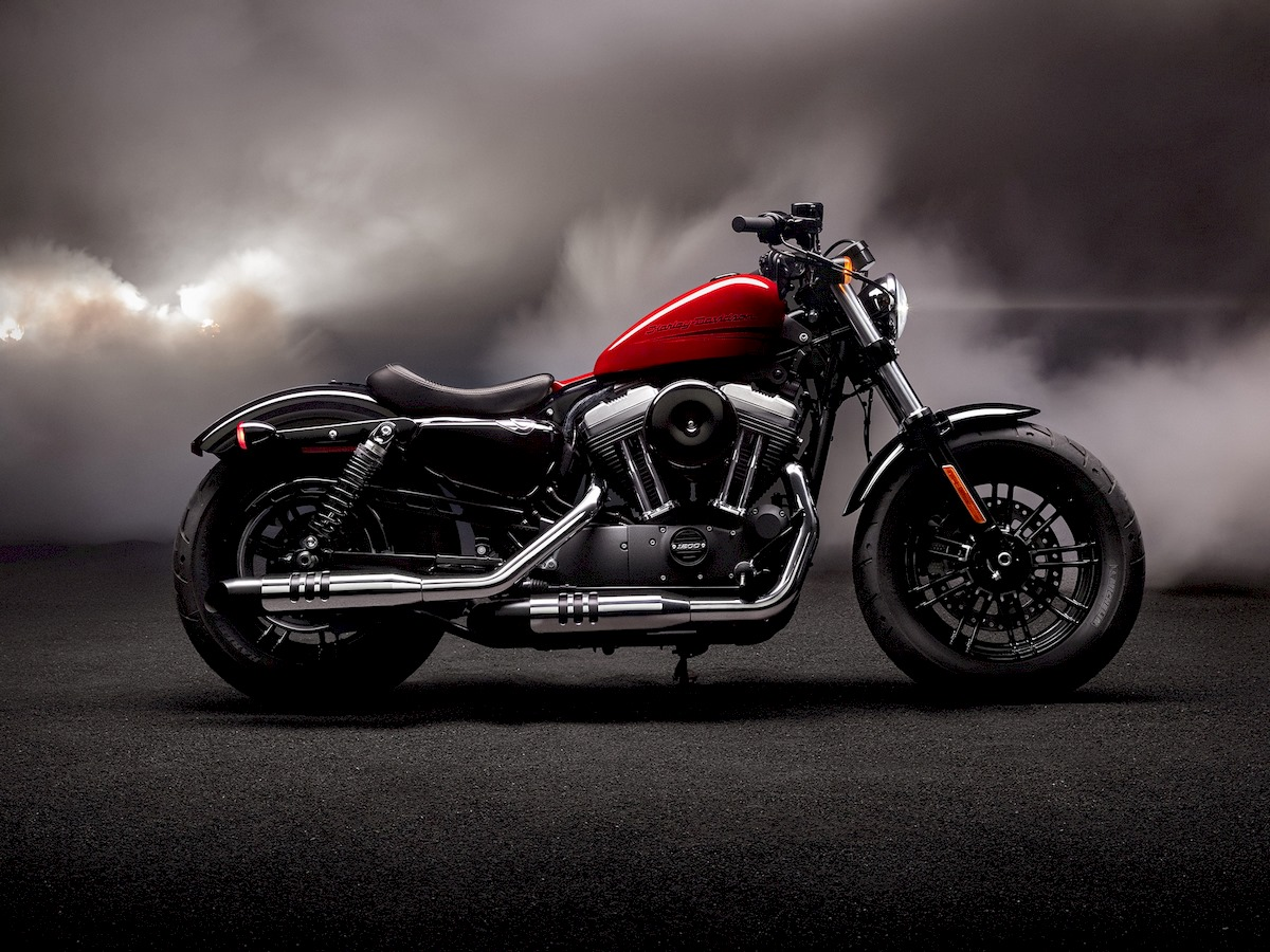 Image of HARLEY DAVIDSON SPORTSTER FORTY-EIGHT