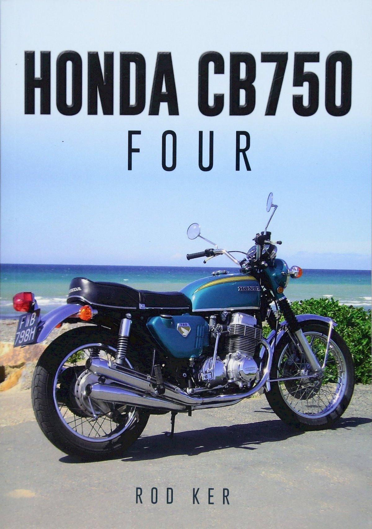 Image of HONDA CB 750
