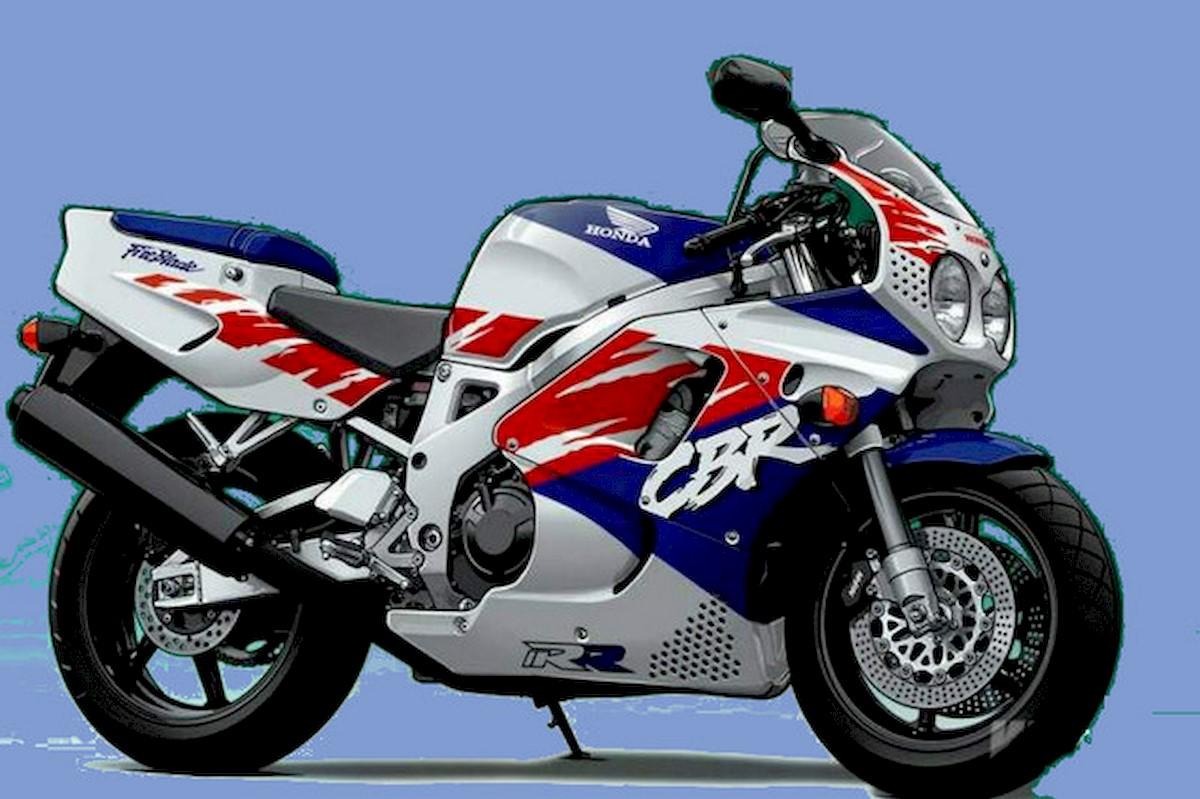 Image of HONDA CBR 900