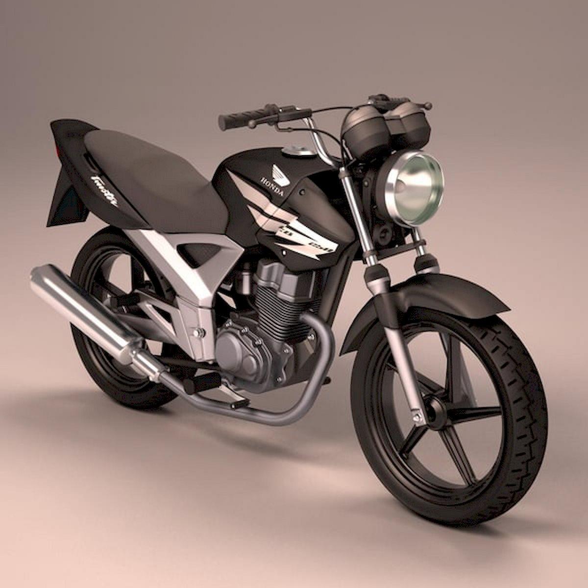 Image of HONDA CBX 250