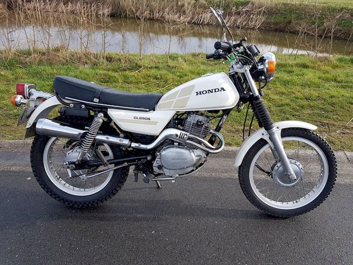 Image of HONDA CL 250