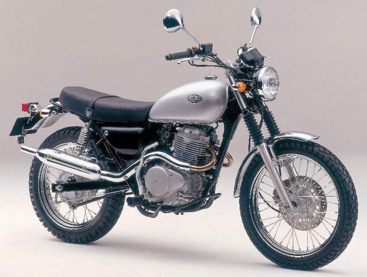Image of HONDA CL 400