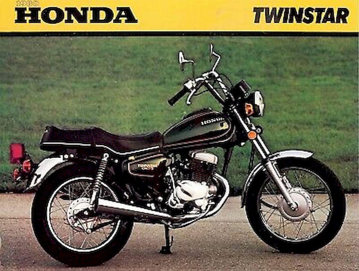 Image of HONDA CM 200