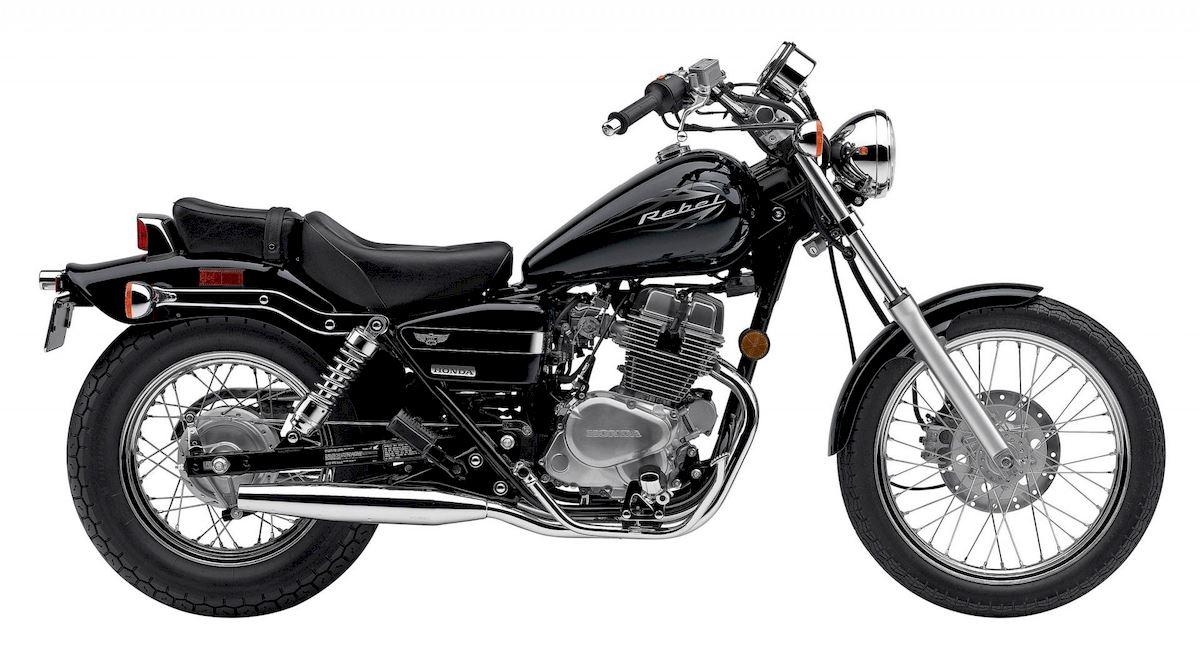 Image of HONDA CMX 250