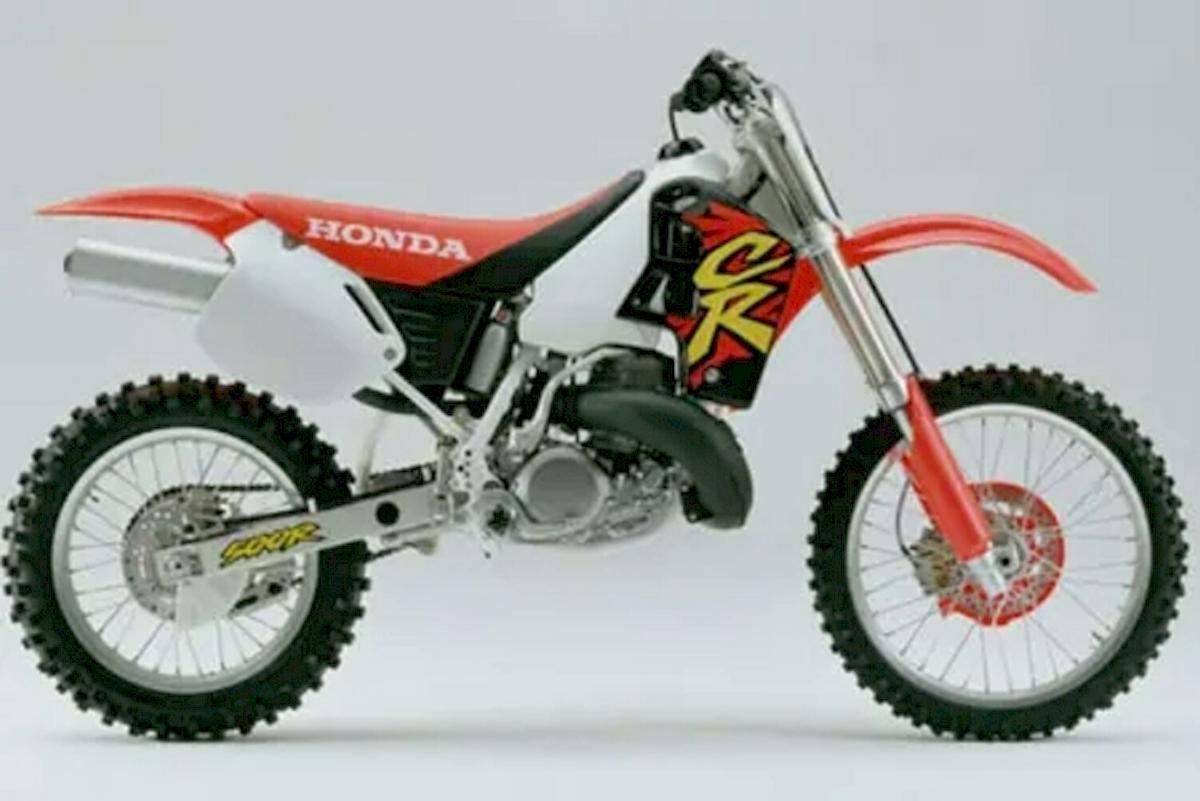 Image of HONDA CR 500