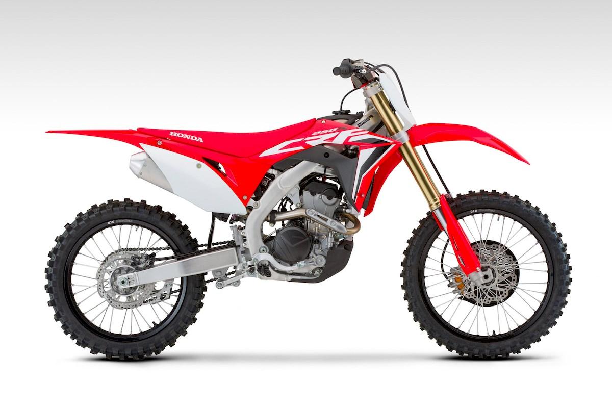 Image of HONDA CRF 250