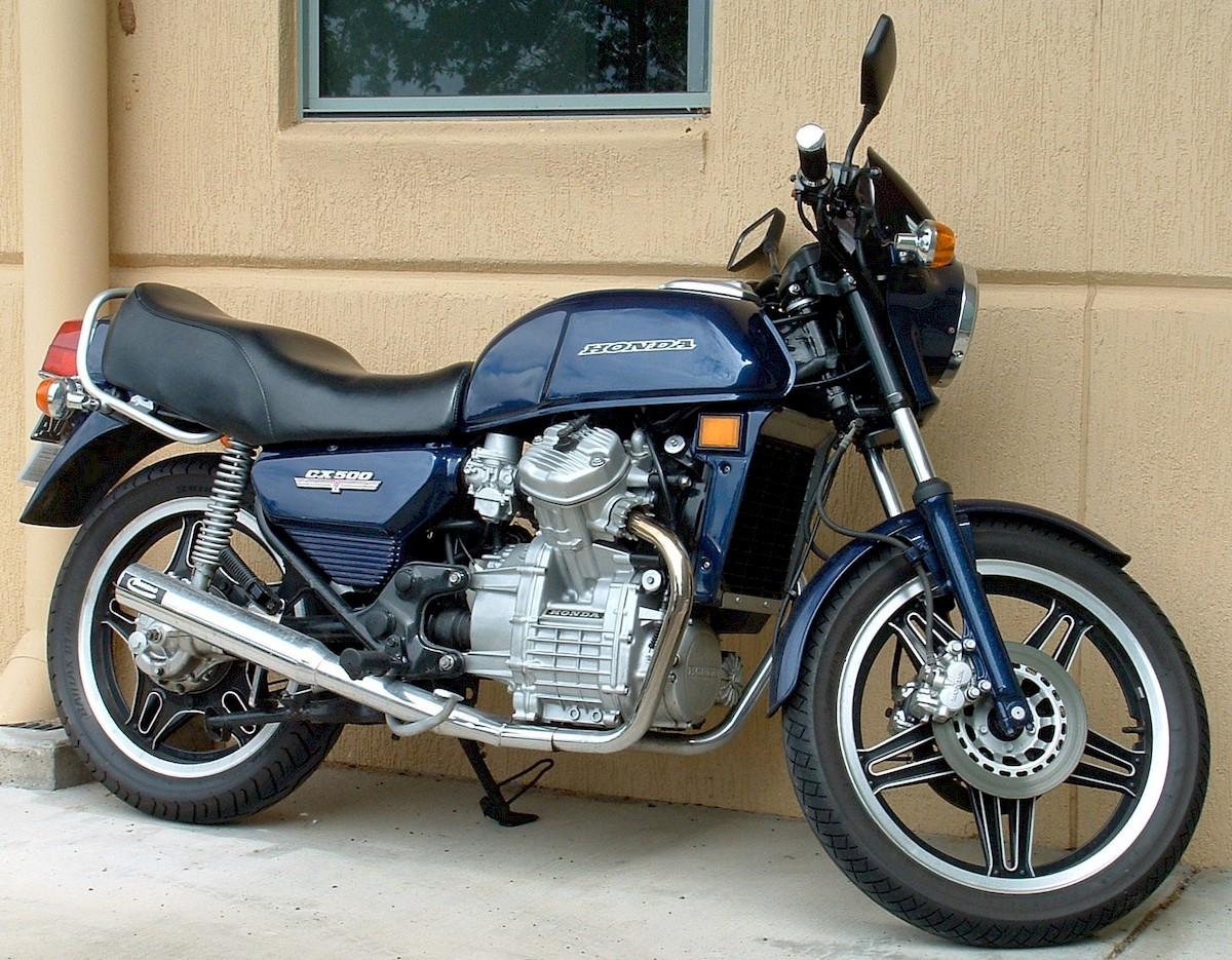Image of HONDA CX 500
