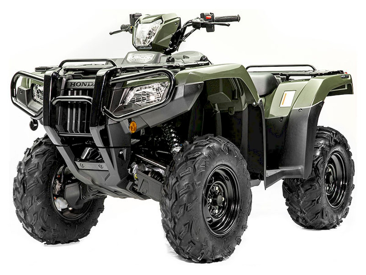 Image of HONDA FOURTRAX FOREMAN