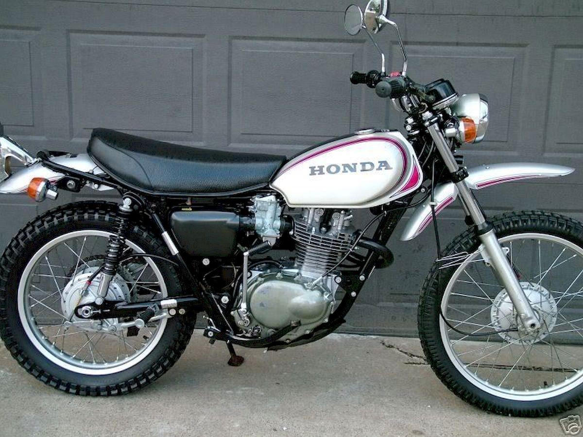 Image of HONDA SL 250