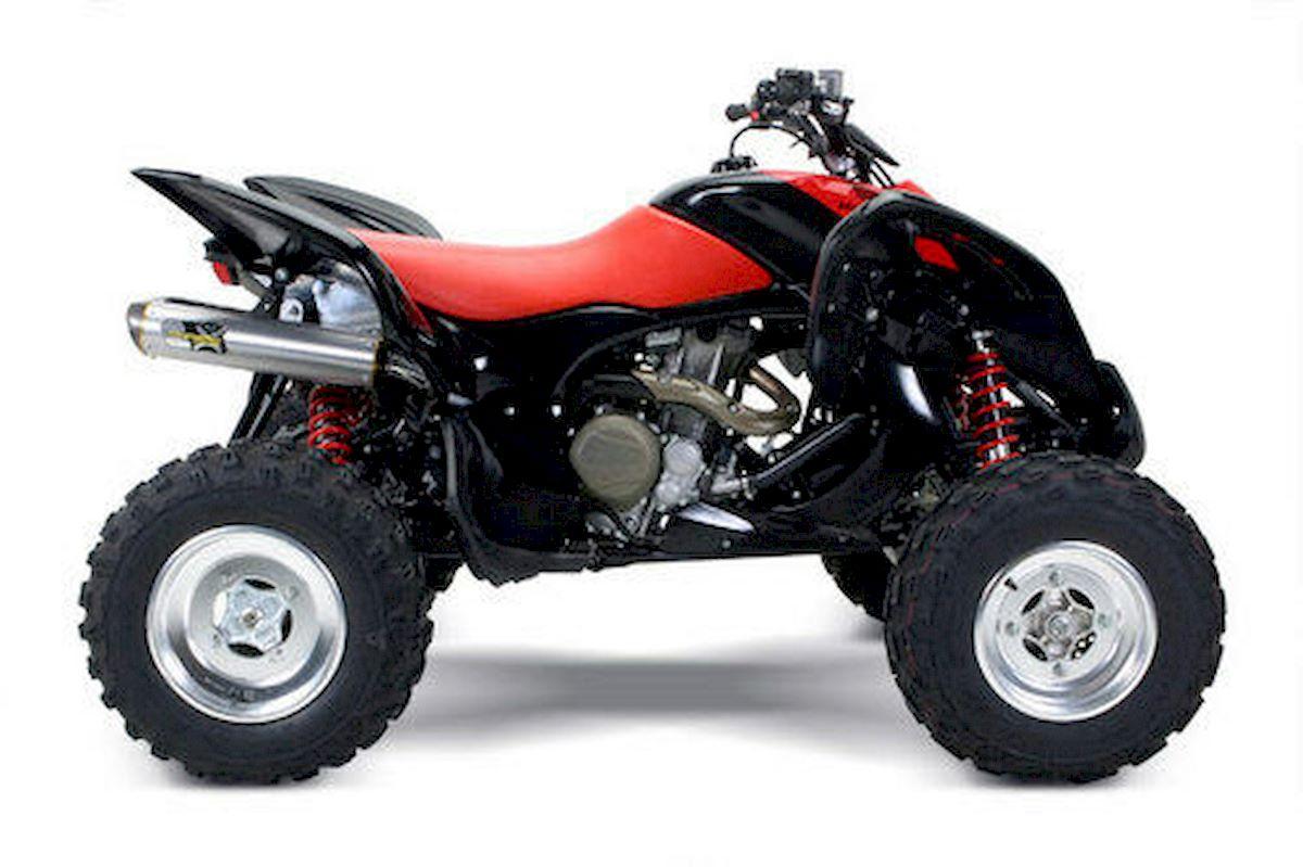 Image of HONDA TRX 700