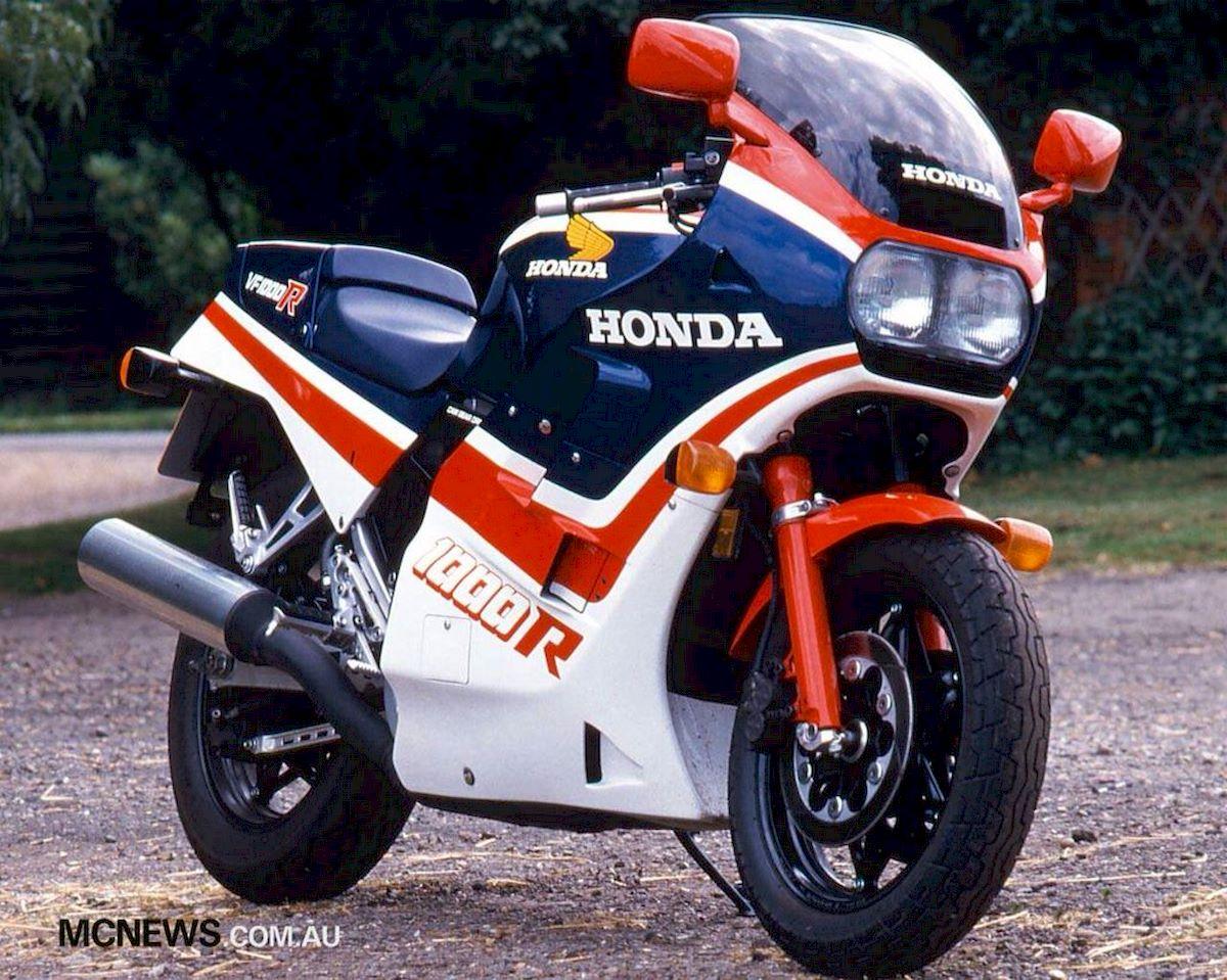 Image of HONDA VF 1000 R