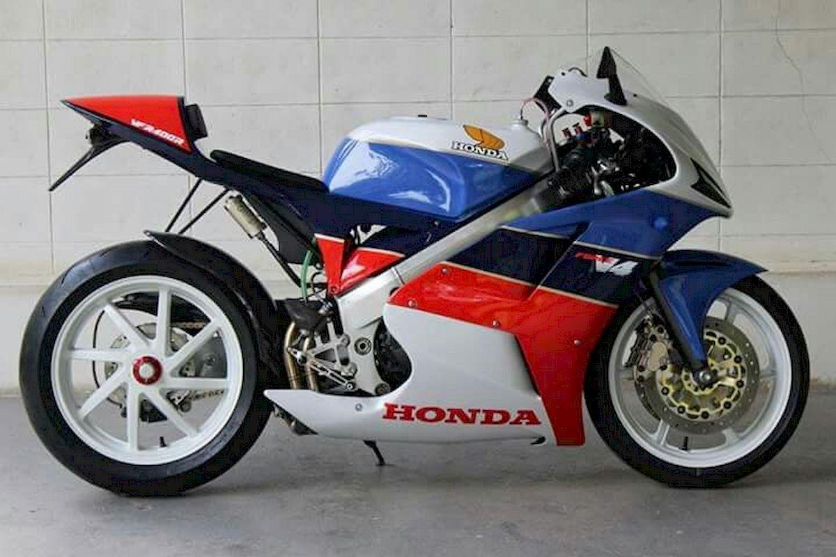 Image of HONDA VFR 1000