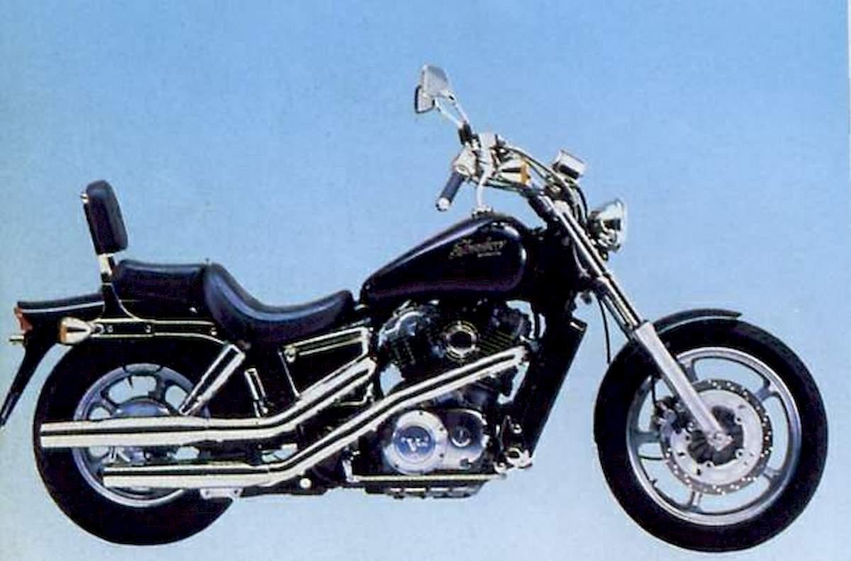 Image of HONDA VT 1100