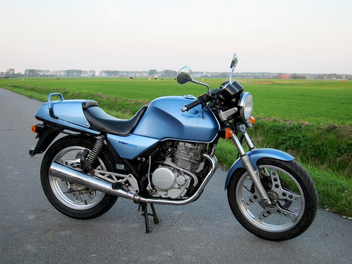 Image of HONDA XBR 500