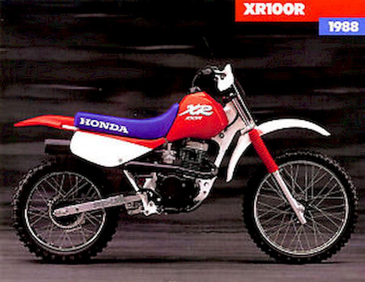 Image of HONDA XR 100
