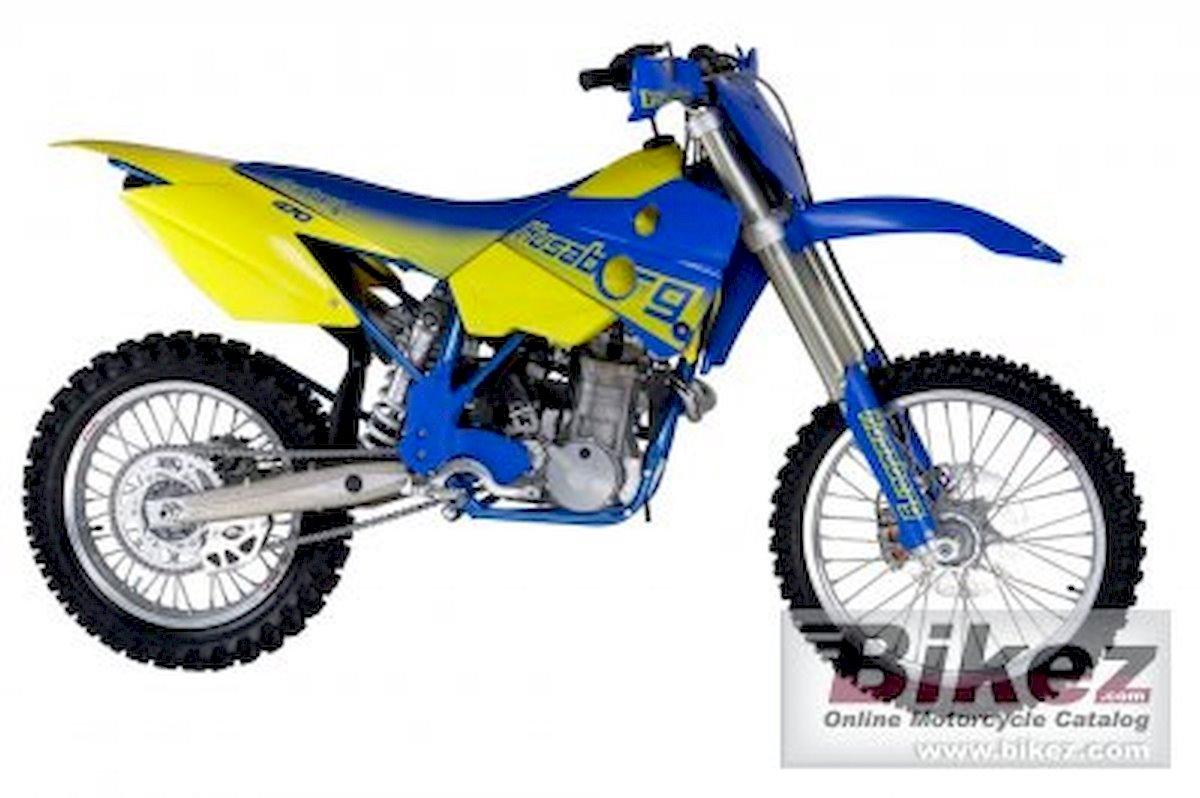 Image of HUSABERG FX 470