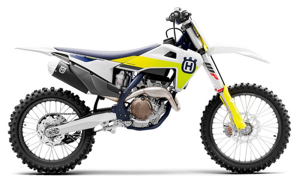 Image of HUSQVARNA FC 250