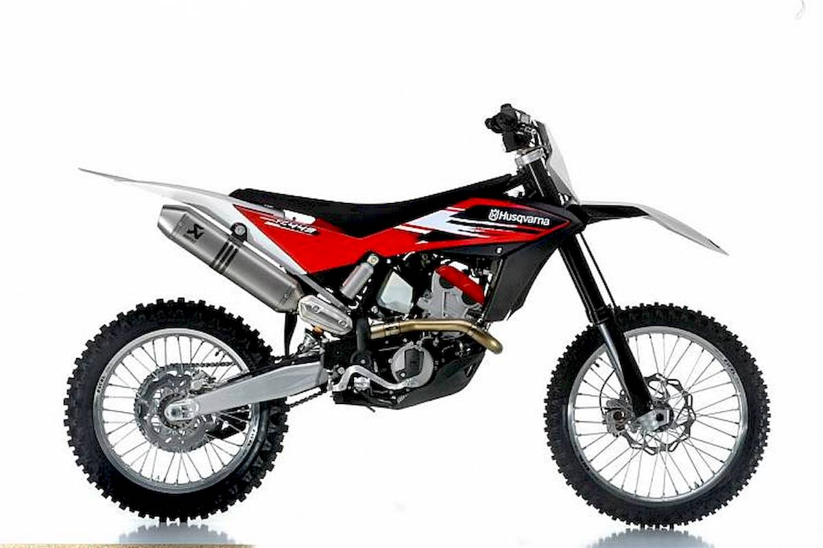 Image of HUSQVARNA TC 449