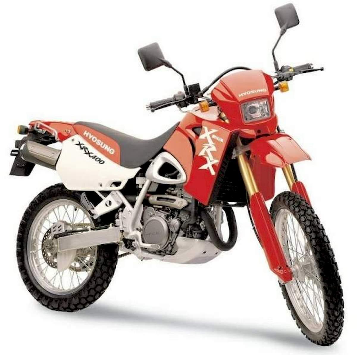 Image of HYOSUNG XRX 400