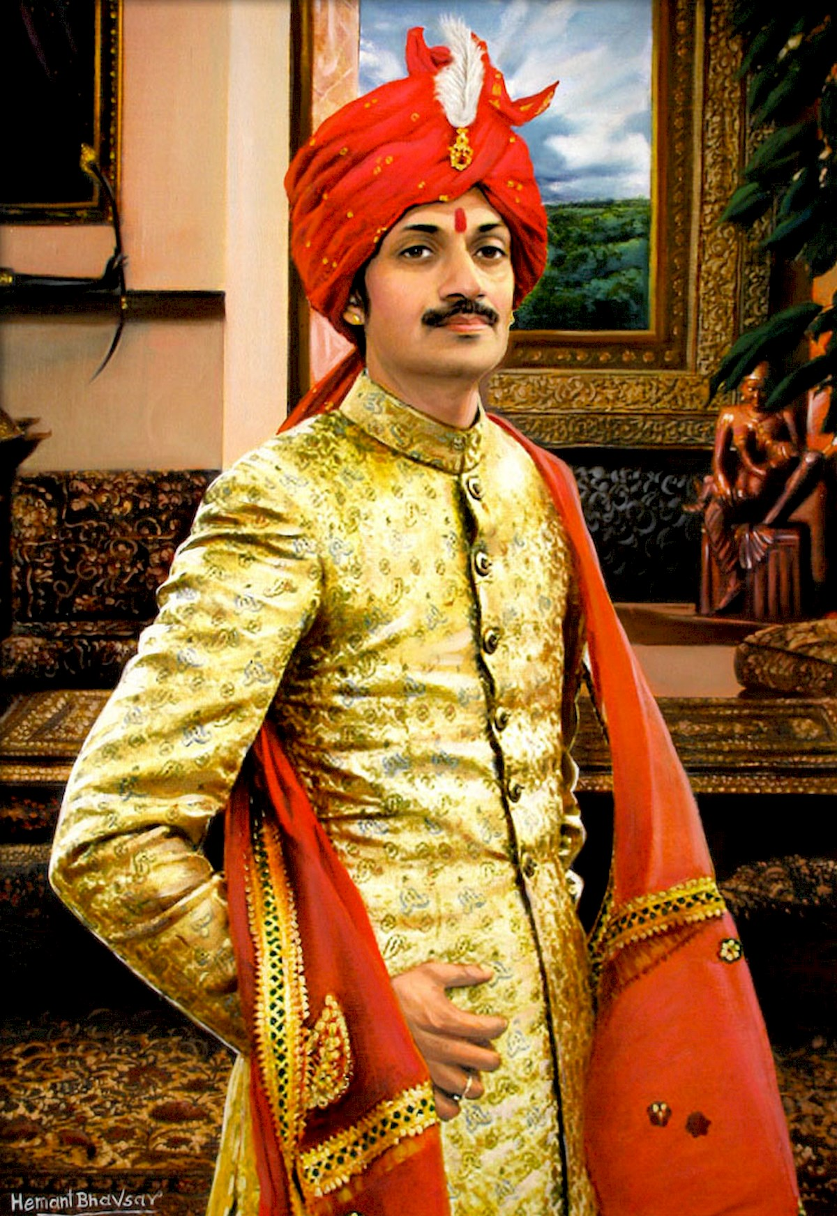 Image of INDIAN PRINCE