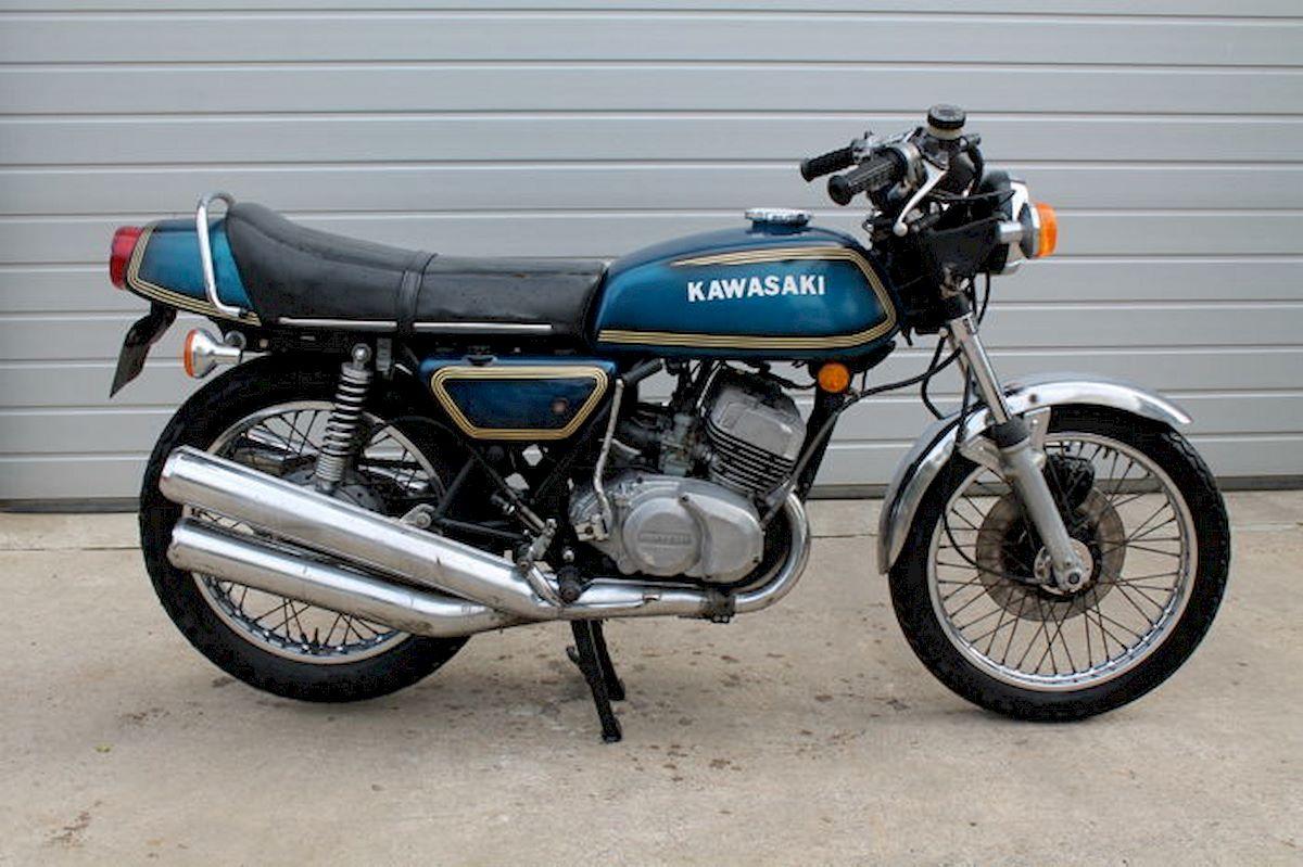 Image of KAWASAKI 350