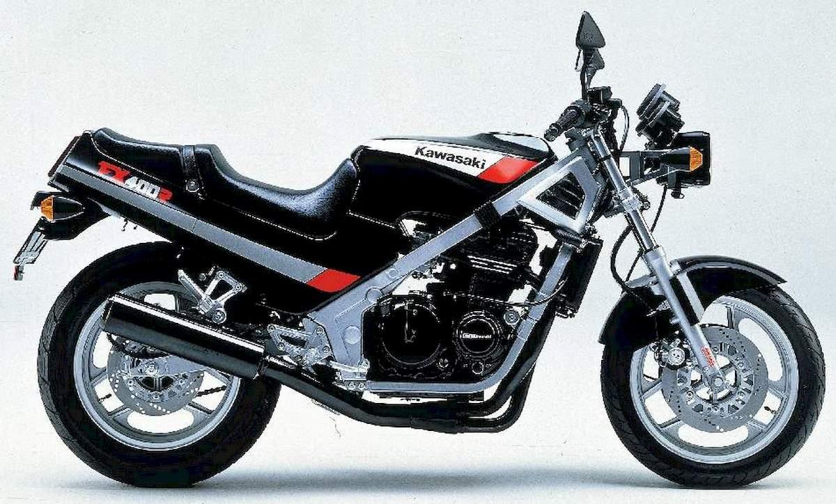 Image of KAWASAKI FX 400 R