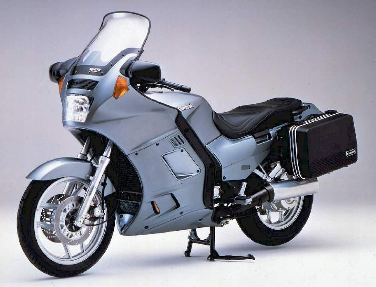 Image of KAWASAKI GTR 1000
