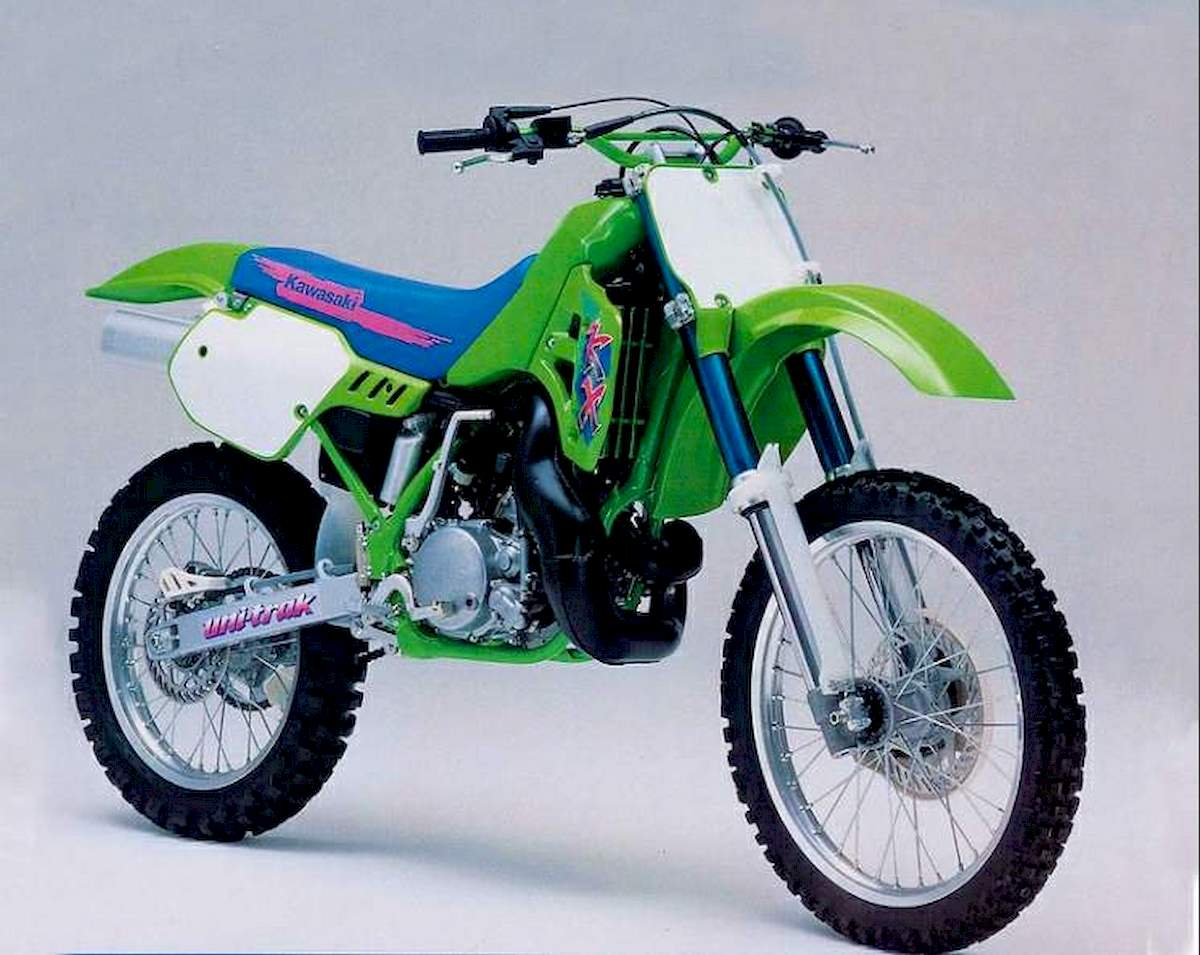 Image of KAWASAKI KX 500