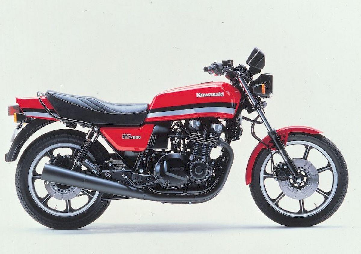Image of KAWASAKI Z 1100