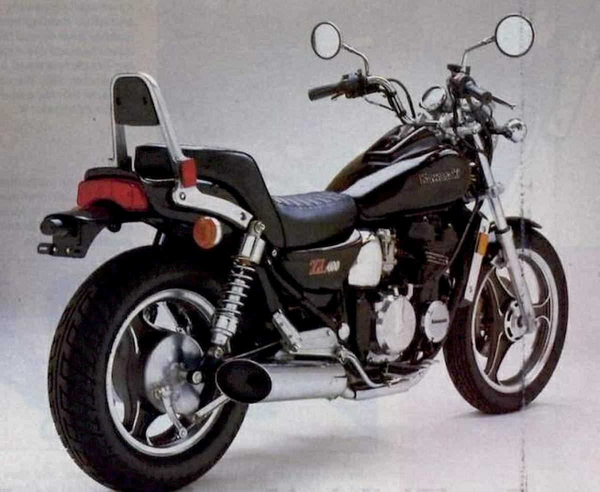Image of KAWASAKI ZL 600