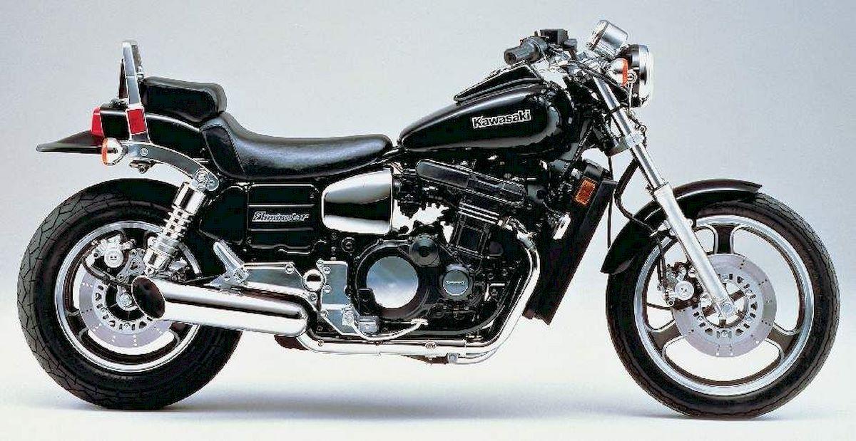 Image of KAWASAKI ZL 900