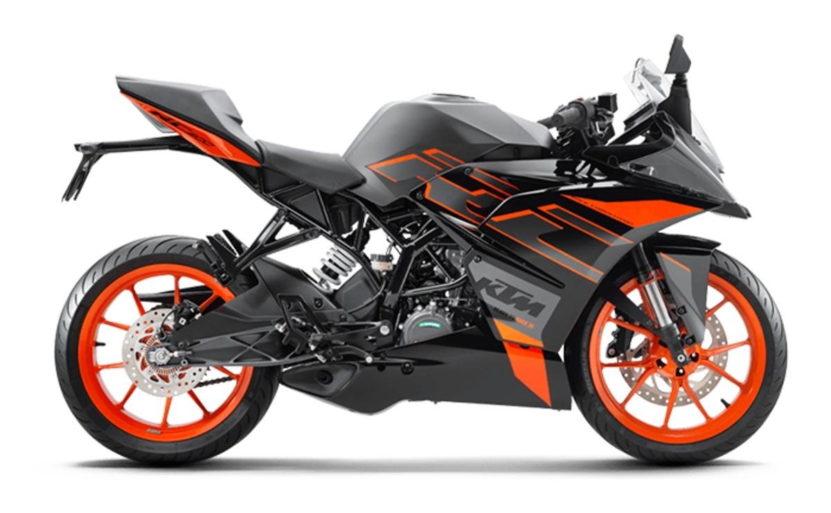 Image of KTM 200 RC