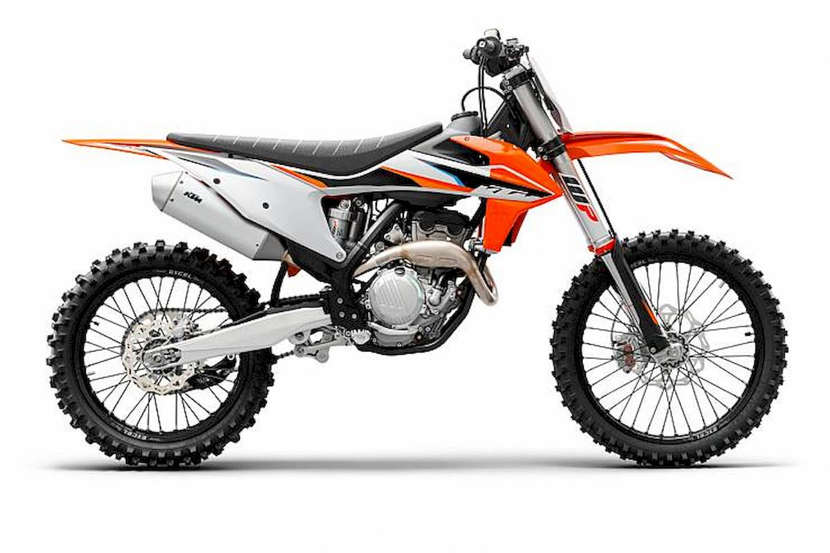 Image of KTM 250 SX-F