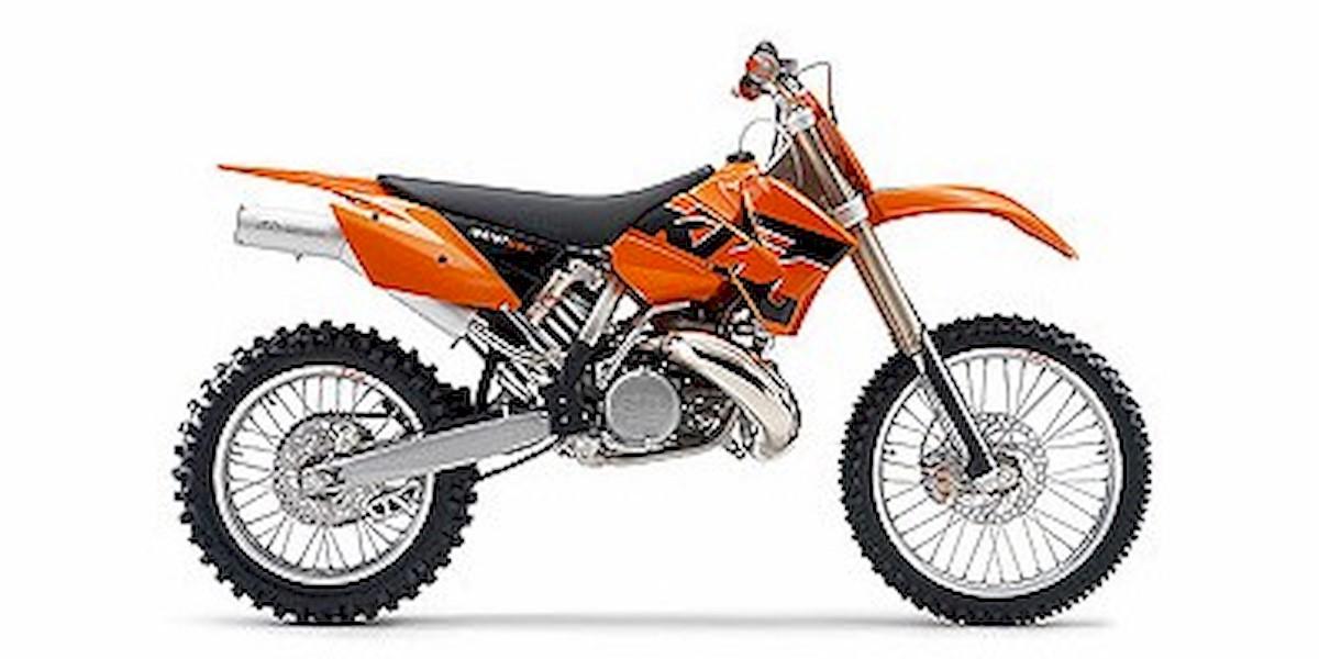 Image of KTM 300 MXC