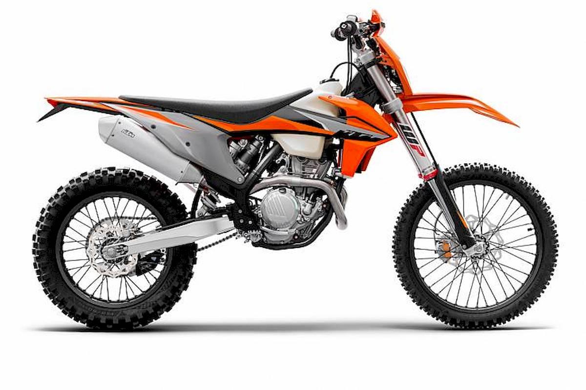 Image of KTM 350 ENDURO