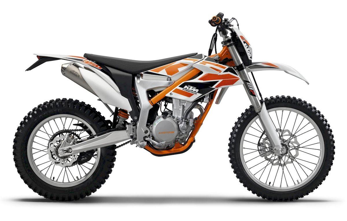 Image of KTM 350 FREERIDE