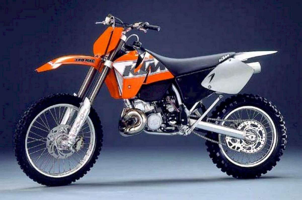 Image of KTM 380 EXC