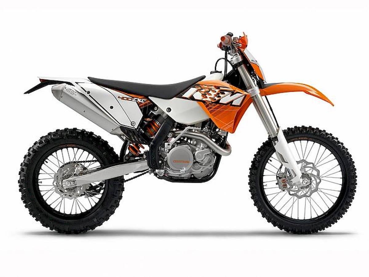 Image of KTM 400 ENDURO