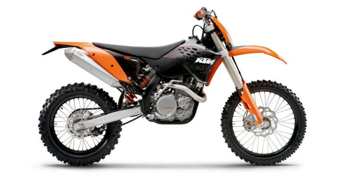 Image of KTM 400 EXC