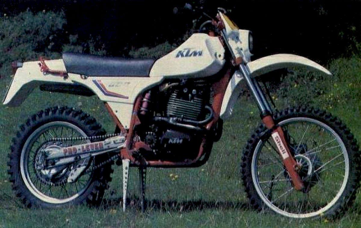 Image of KTM 500 K 4 ENDURO