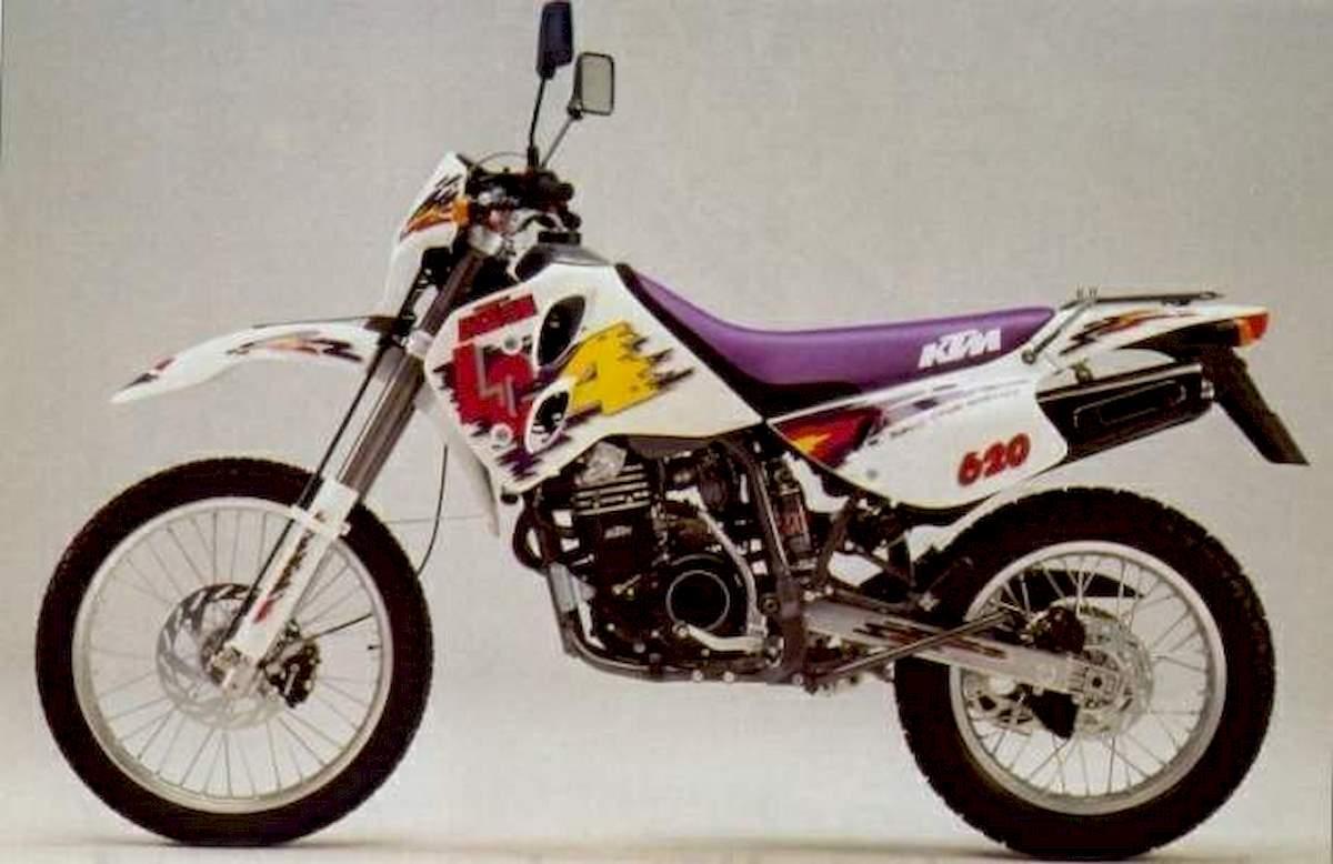 Image of KTM 620 EGS