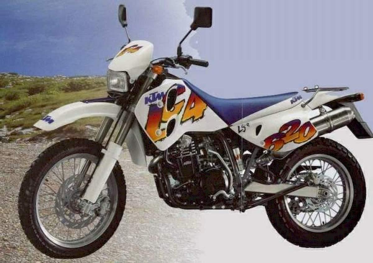 Image of KTM 620 LSE