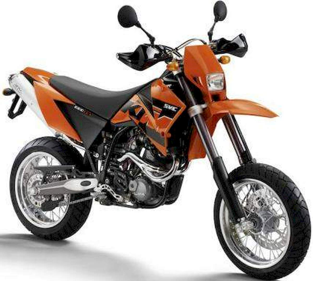 Image of KTM 660 LC4