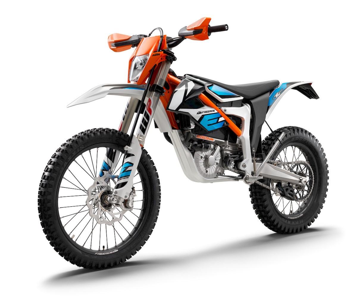 Image of KTM FREERIDE E